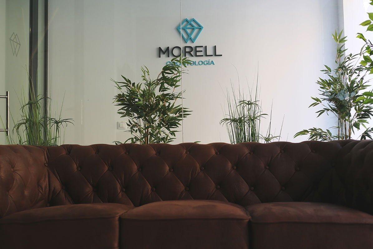 instalaciones clínica morell